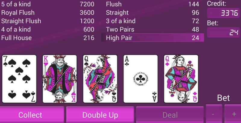appvideopoker download