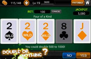 permainan video poker
